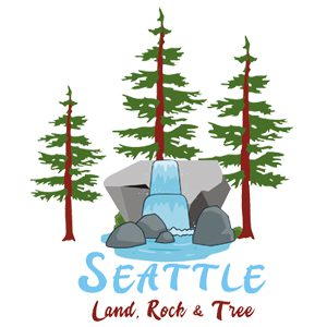 Seattle-Land-Rock-Tree-Logo